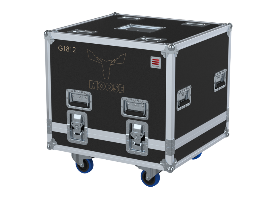 Santosom Cabinet  Flight Case PRO, Moose G1812