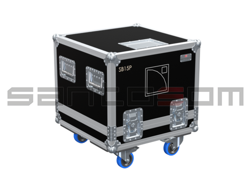 Santosom Cabinet  Flight case STD, L-Acoustics SB15P