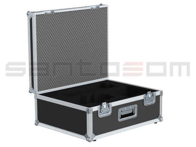 Santosom Broadcast  Flight case, SONY BRC Z330 + RM BR300