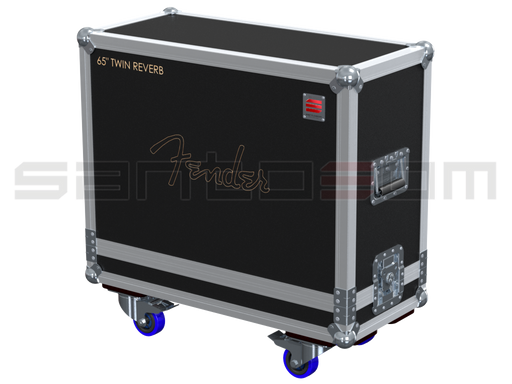 "Santosom Flight Case Backline  Fender 65"" Twin Reverb"