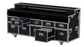 Santosom DJ  Flight case Regie 2200x800