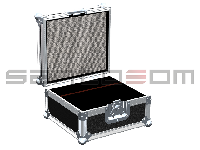 Santosom Custom Made  Flight case, Buffer Avolites