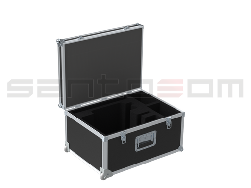 Santosom   Flight case, Nespresso coffee machine