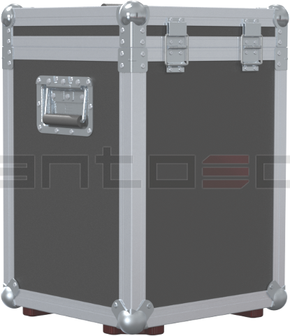 Santosom Custom Made  Flight Case, 2x Magic Fx Power Shot + Acces.