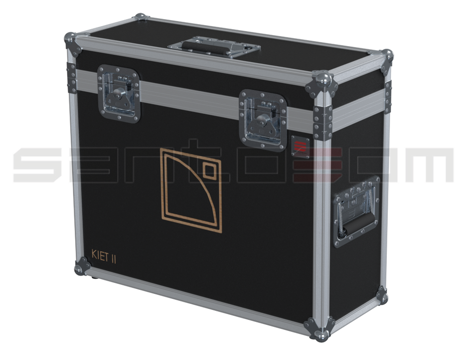 Santosom Rigging PRO Flight Case 2x FC, L-Acoustics 2X Kiet II