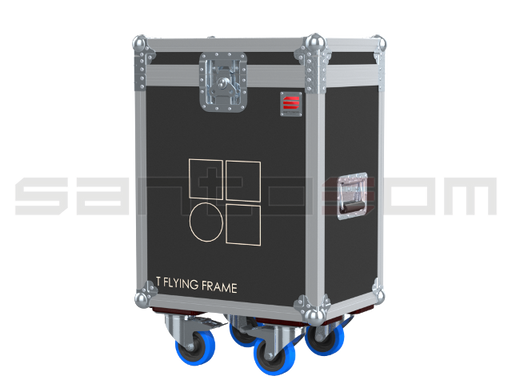 Santosom Rigging  Flight Case, 2x D&B T-Series Flying Frame