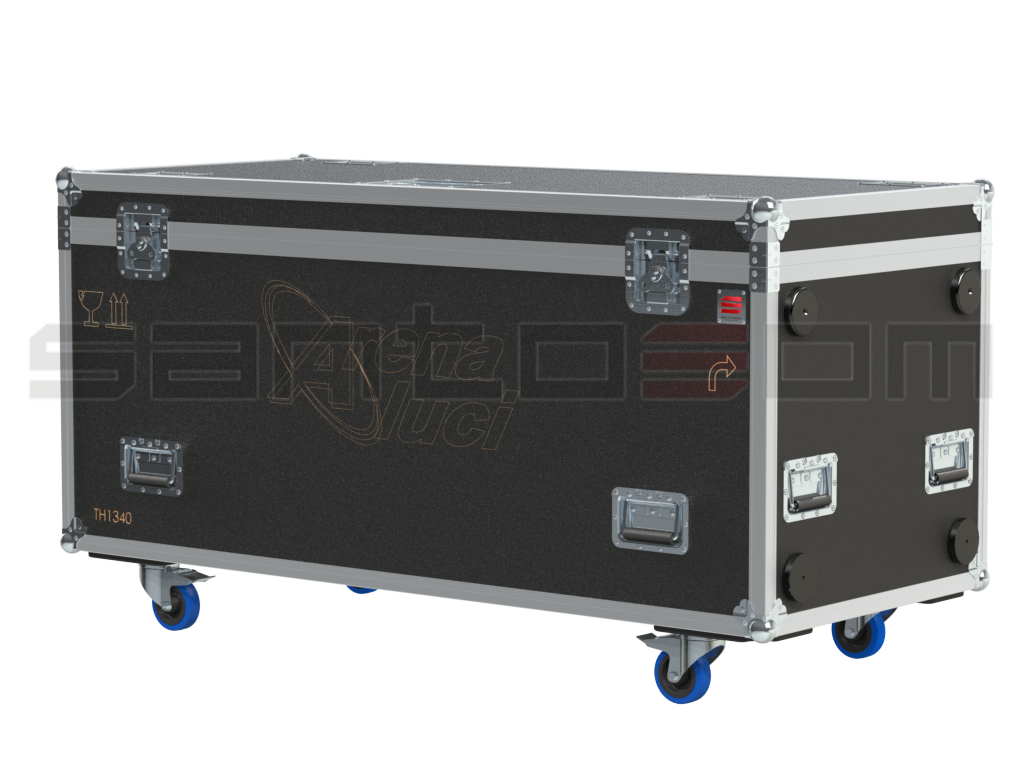 Santosom   Flight case PRO, Arena Luci TH1340
