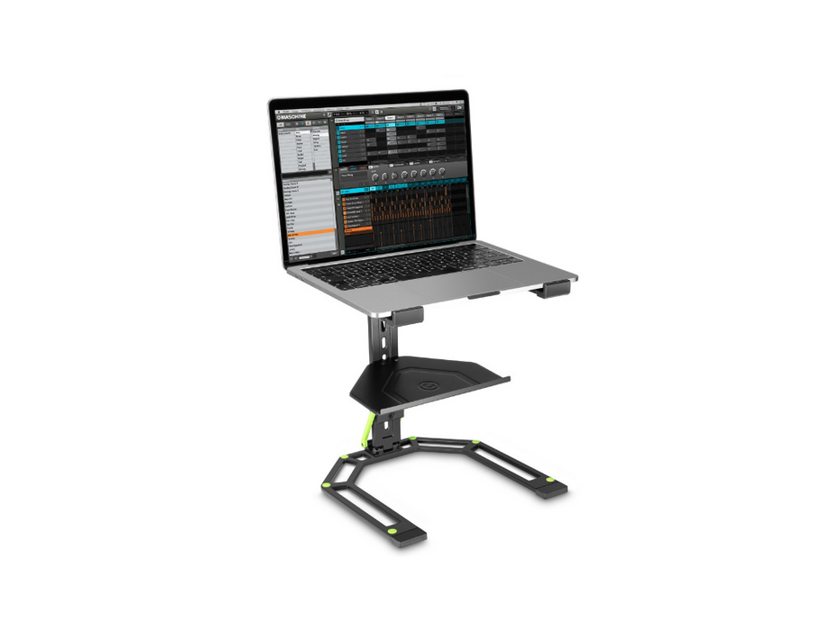 Adam Hall   Gravity, adjustable Laptop and Controller Stand