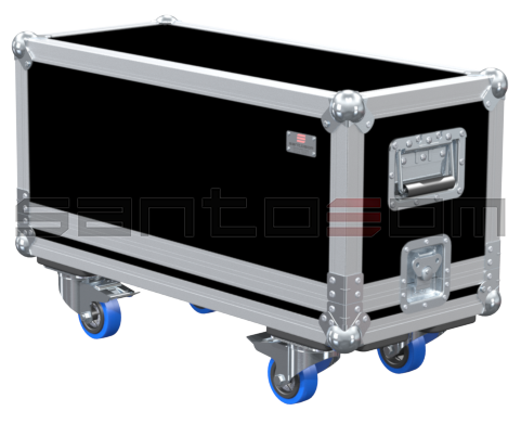 Santosom Backline  Flight Case, Madison Divinity II custom