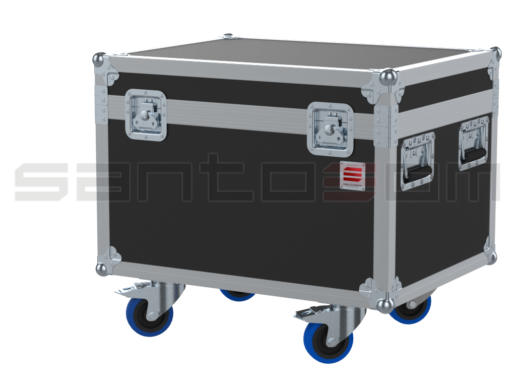Santosom Flight Case Trunk  L1R 70.55.48 (66x51x44 WID)