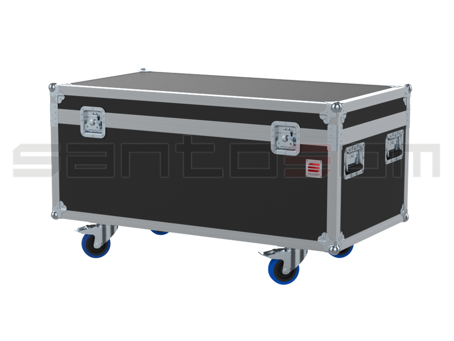 Santosom Flight Case Trunk  L1R 110.60.48 (106x56x44 WID)