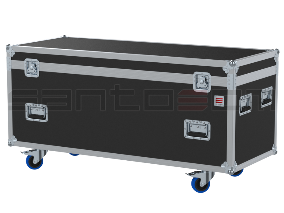 Santosom Flight Case Trunk  L1R 145.60.60 (141x56x56 WID)