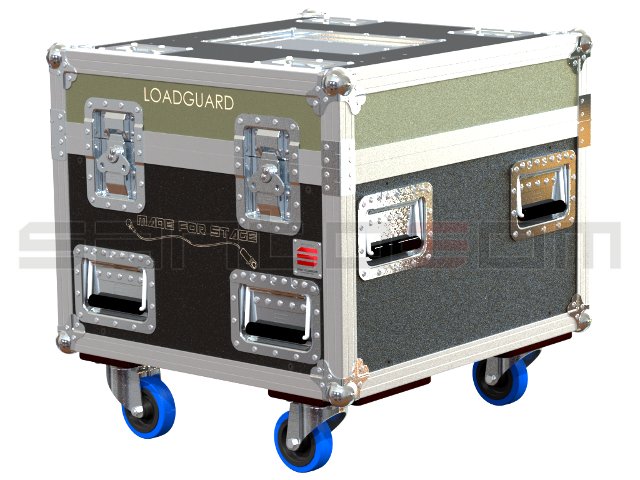 Santosom Rigging  Flight case PRO-R, Loadguard LG16/1 Category A