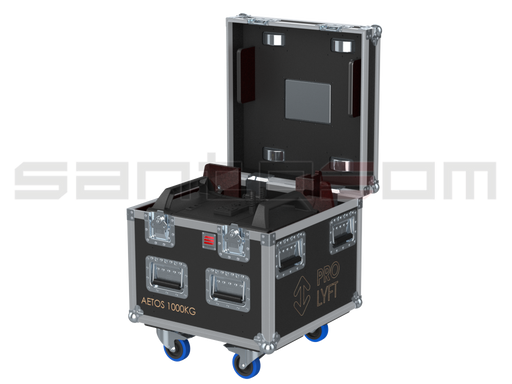 Santosom Rigging  Flight Case PRO, Prolyft Aetos 1000Kg