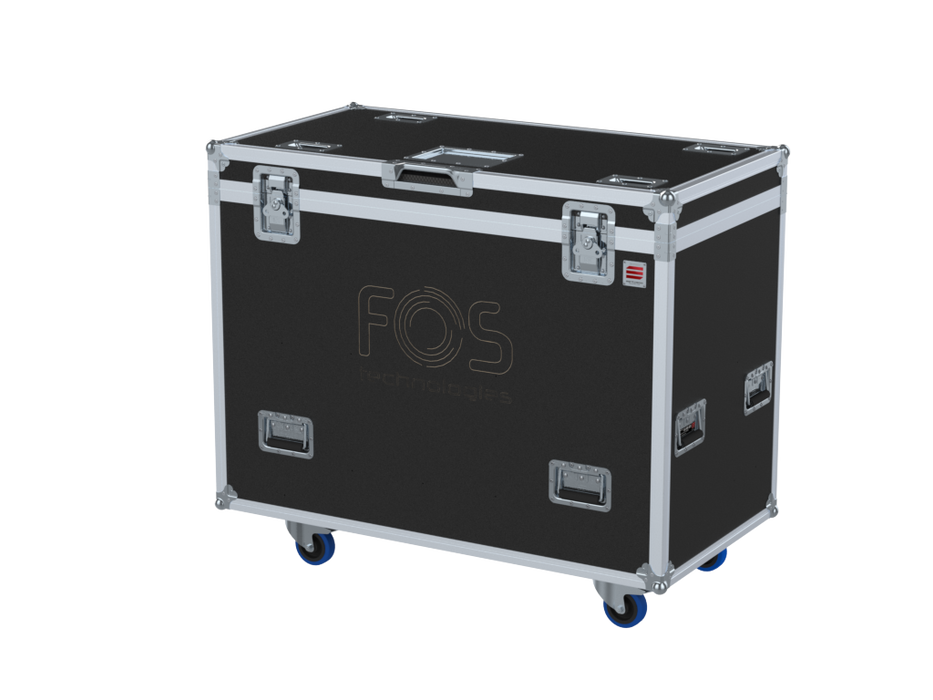 Santosom   Flight case PRO, 4x FOS LIFTING BALL DMX