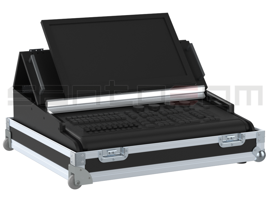 Santosom Lighting controller PRO Flight case PRO-5.2, HOGLET 4 light table