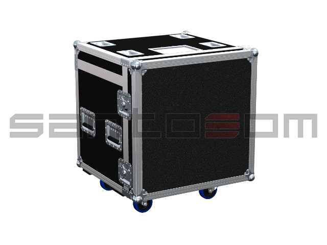 Santosom Moving Head  Flight case, HIGHT END DLV