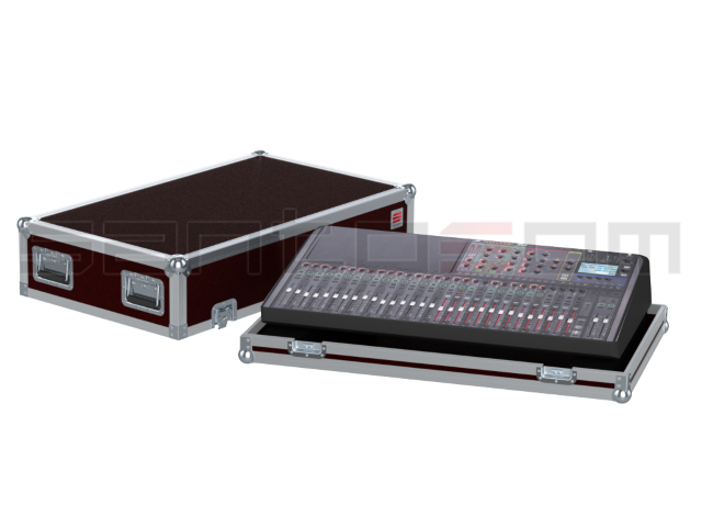 Santosom Mixer  Flight case Ecoline, Soundcraft Si Compact 32