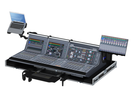 Santosom Mixer  Flight case PRO-3.1, Yamaha Rivage PM7 CSD-R7