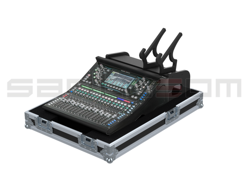 Santosom Mixer PRO Flight case PRO, Allen & Heath SQ-5