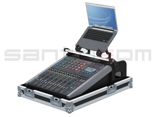 Santosom Flight Case Mixer PRO Soundcraft Si Performer 1