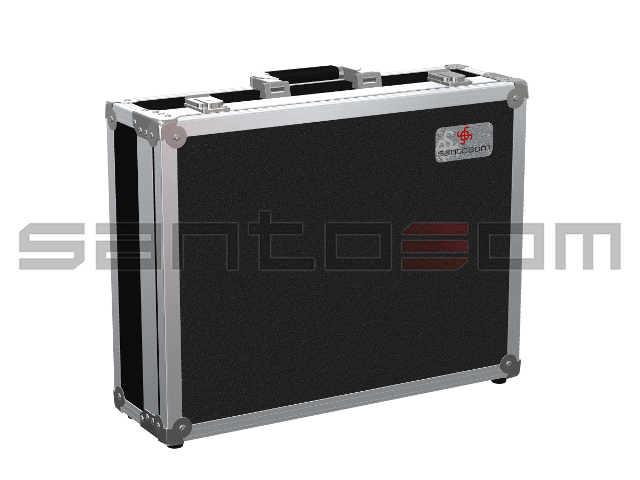 Santosom   Flight Case, Laptop Max: 550x380x80