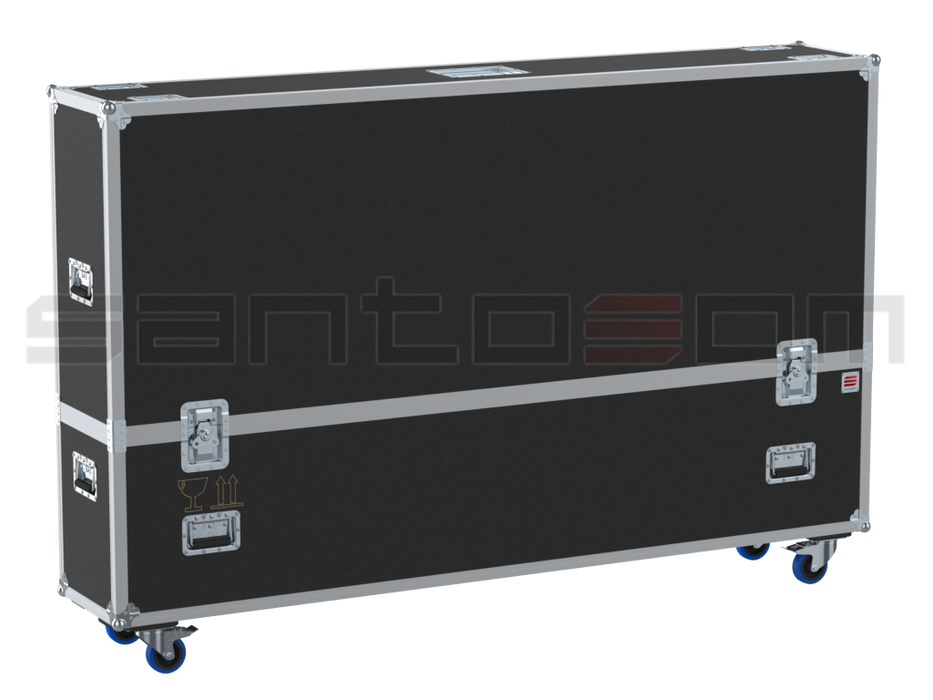 "Santosom Display  Flight case PRO, 1 Screen 90"" (213x15x125 UID)"