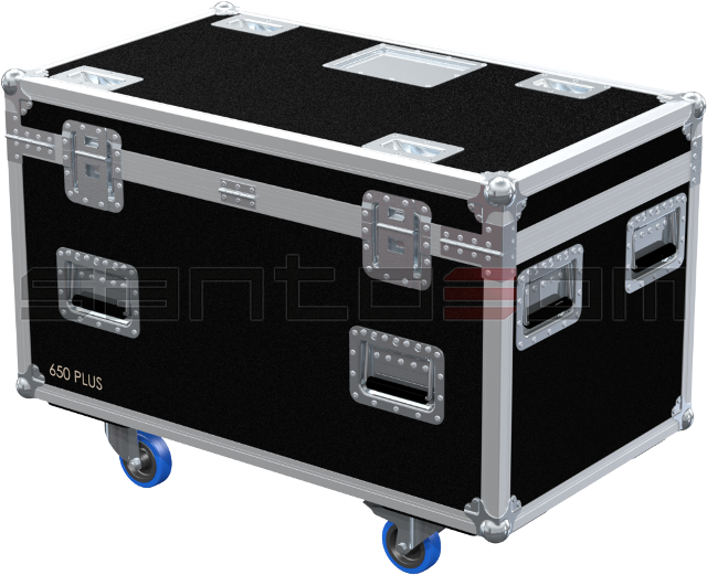 Santosom Projector  Flight case, 6x ARRI 650 Plus