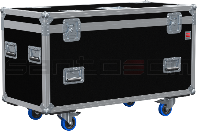 Santosom Projector  Flight case PRO, 8x DTS Scene 650/1000/1200