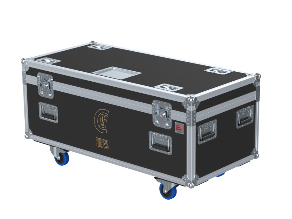 Santosom Projector  Flight case PRO, 4x CLF Ares