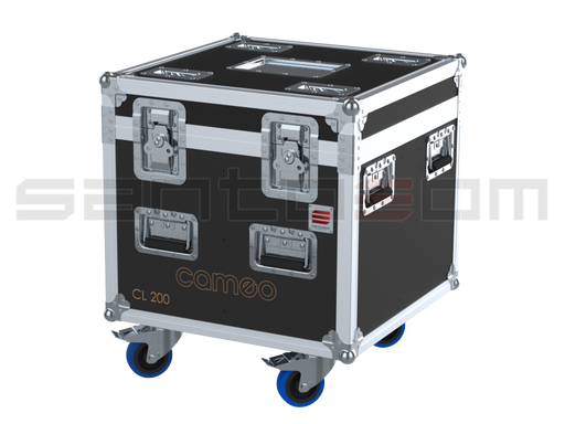 Santosom Projector  Flight Case PRO, 4x Cameo CL200
