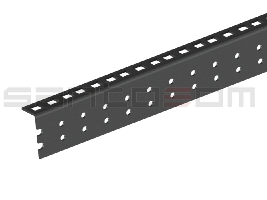 Santosom Hardware  Single Racks Strip 1/2U - 44U