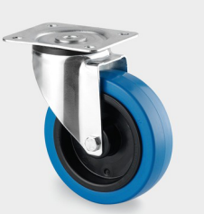 Tente   Swivel wheel Ø80mm For