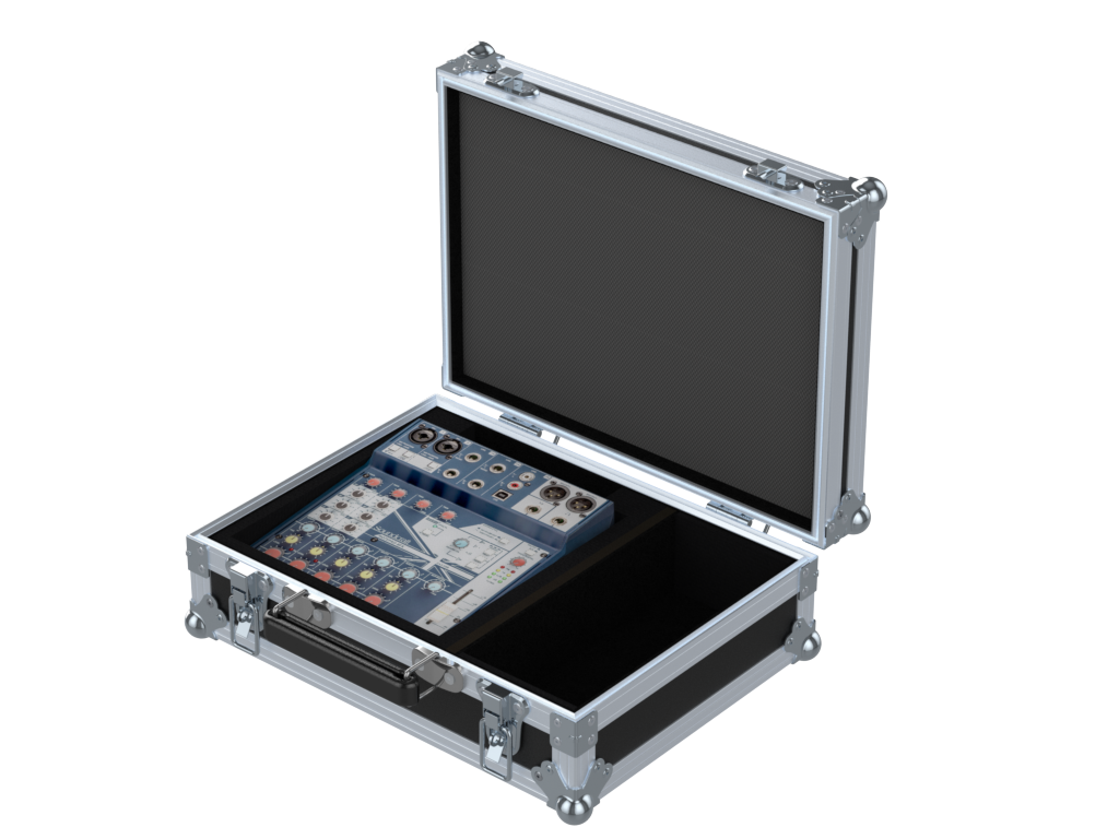 Santosom   Hand Case, SOUNDCRAFT NOTEPAD-5