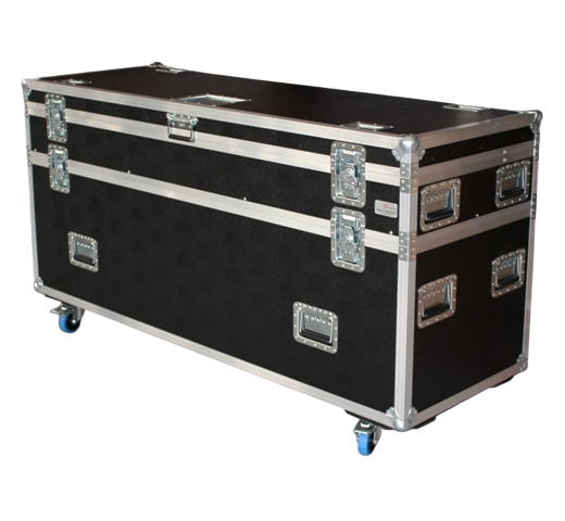 Santosom   Flight case Make-Up 1800