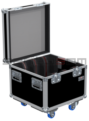 Santosom Flight Case Make Up  4x SGM X-5 + OmegabRackets