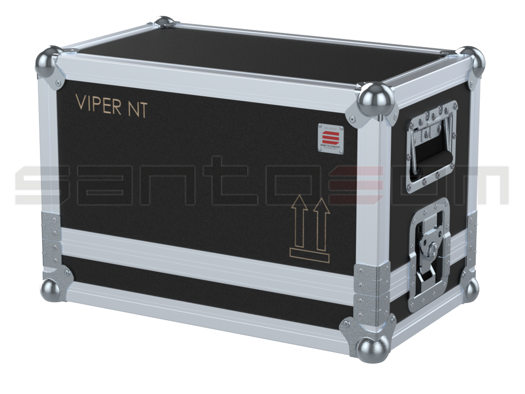Santosom   Flight Case, Viper NT