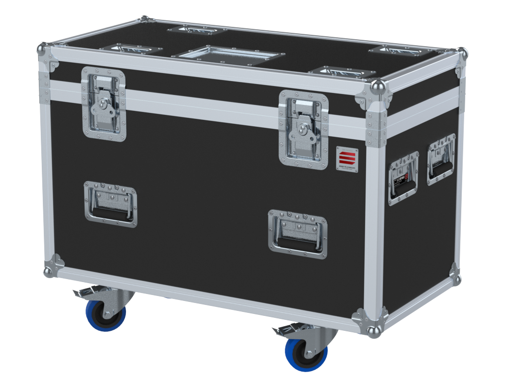 Santosom Flight Case Trunk PRO X1 94.48.60 (90x44x56 WID)