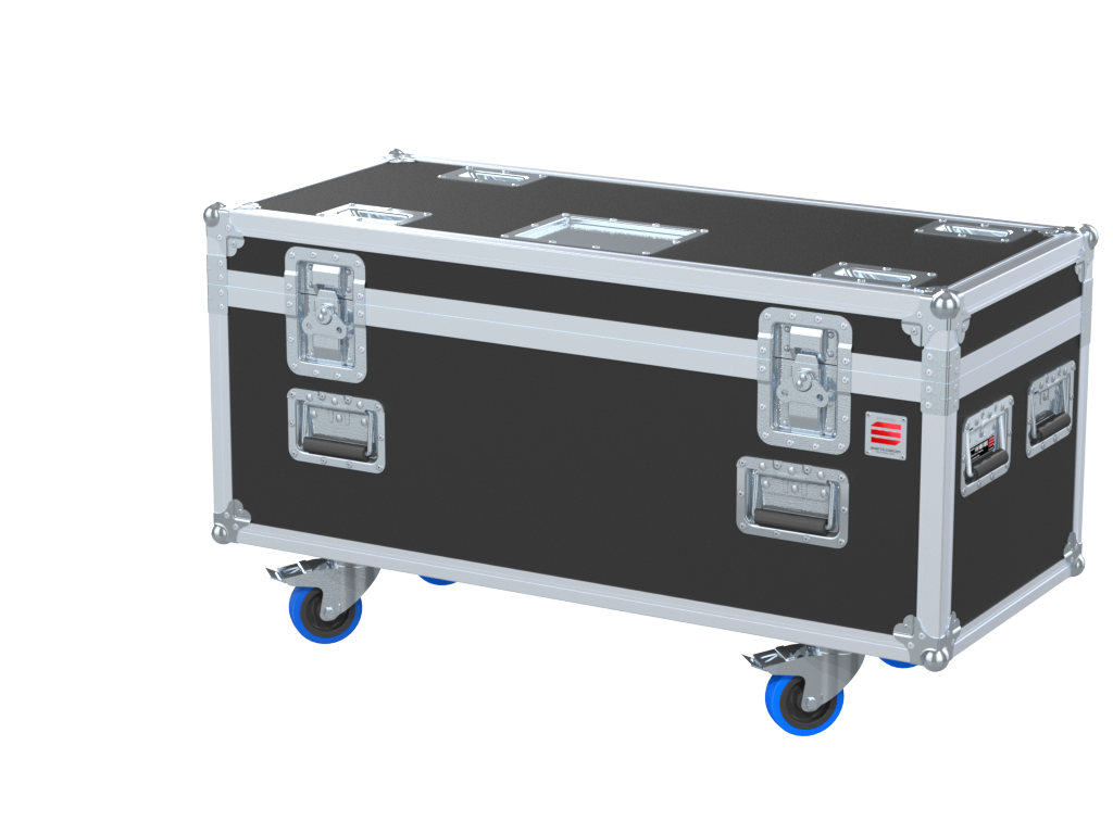 Santosom Flight Case Trunk PRO X1 110.48.48 (106x44x44 WID)