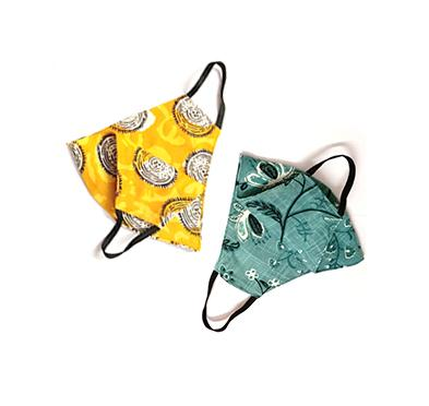 green-yellow-circle Reusable Face mask in online Australia | Tools & Gear