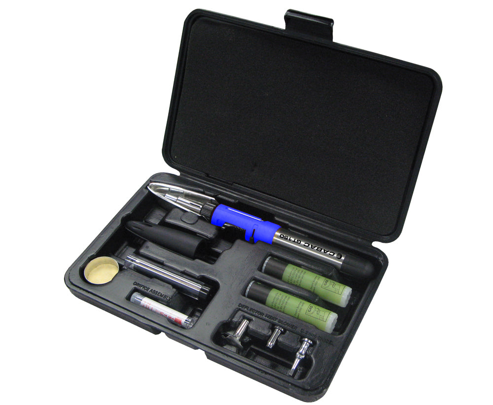 CABAC BUTANE POWERED SOLDERING IRON KIT - Tools&Gear