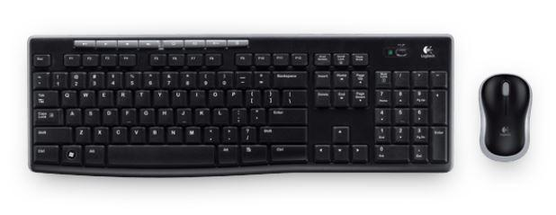 Logitech MK270R Wireless Keyboard and Mouse Combo - Tools&Gear