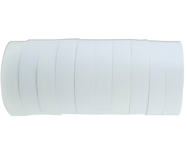 CABAC INSULATION TAPE WHITE PACK OF 10 ROLLS - Tools&Gear