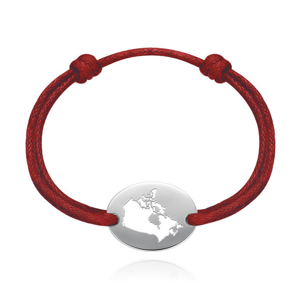 Canada Bracelet & Necklace