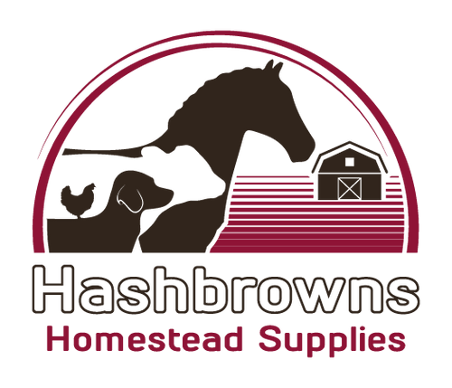 Hashbrowns Homestead Supplies