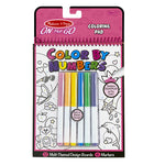 Toys-Coloring By Numbers
