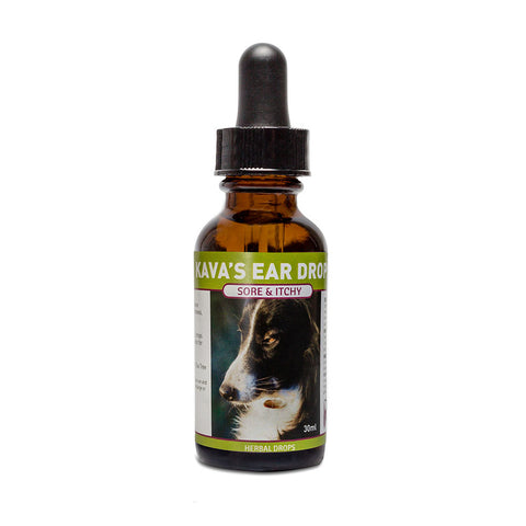 Riva's Remedy-Kava's Ear Drops 30 ml