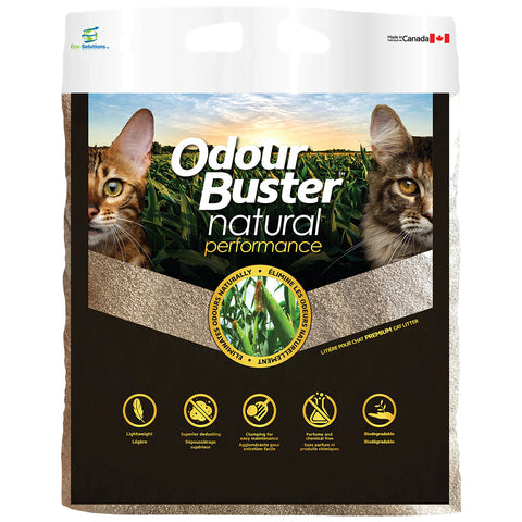 Cat Litter-Odour Buster Natural Performance