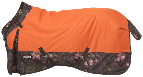 1200D Printed Camo Waterproof Turnout Snuggit Blanket