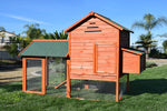 Rugged Ranch Raised Chicken Coop